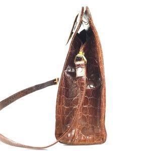 Nordstrom Bags - Vtg Nordstrom Brown Leather Shoulder Bag Purse